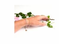Armband Double Peridot